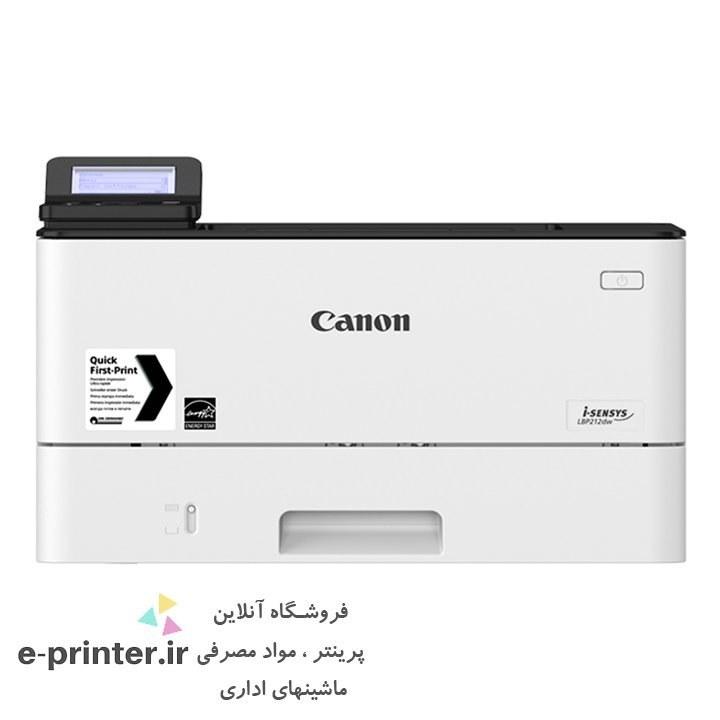 تصویر پرینتر لیزری مدل LBP212dw کانن Canon LBP212dw Laser Printer