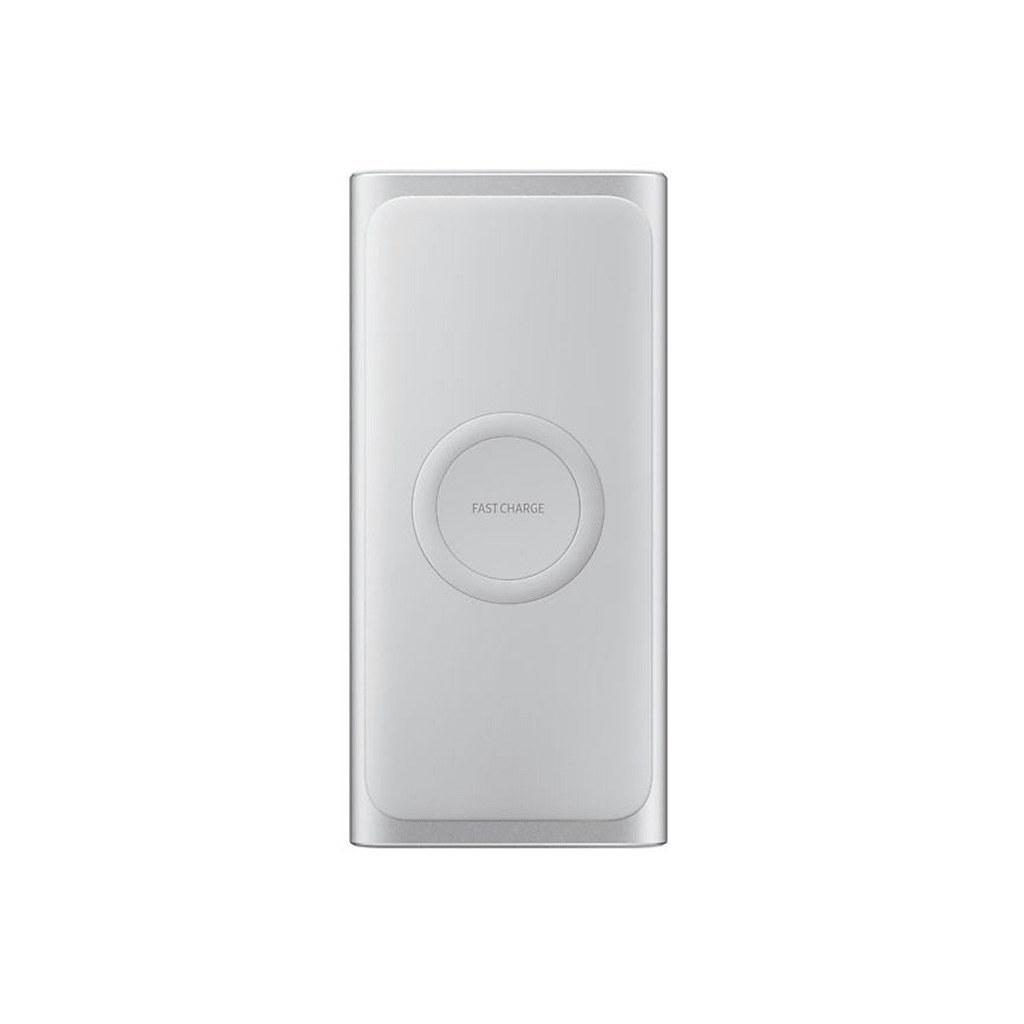 تصویر پاوربانک بی سیم سامسونگ مدل EB-U1200 با ظرفیت 10000 میلی آمپر ساعت Samsung 10000mAh EB-U1200 Wireless Battrey Pack