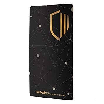 تصویر کیف پول سخت افزاری کول والت اس Cool Wallet S - hardware wallet