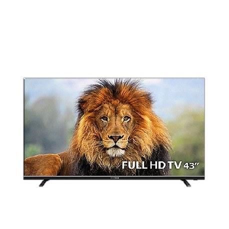 تلویزیون ال ای دی هوشمند دوو 43 اینچ مدل DLE-43K5400