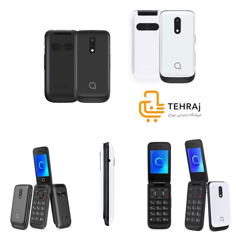 عکس گوشی موبایل دکمه ای تاشو آلکاتل alcatel d2053  اورجینال alcatel d2053 dual sim orginal گوشی-موبایل-دکمه-ای-تاشو-الکاتل-alcatel-d2053-اورجینال