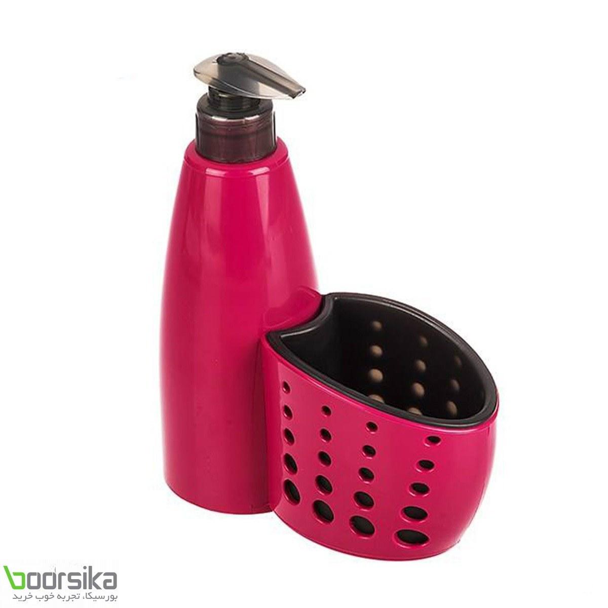 پمپ مایع ظرفشویی یزدگل کد 530