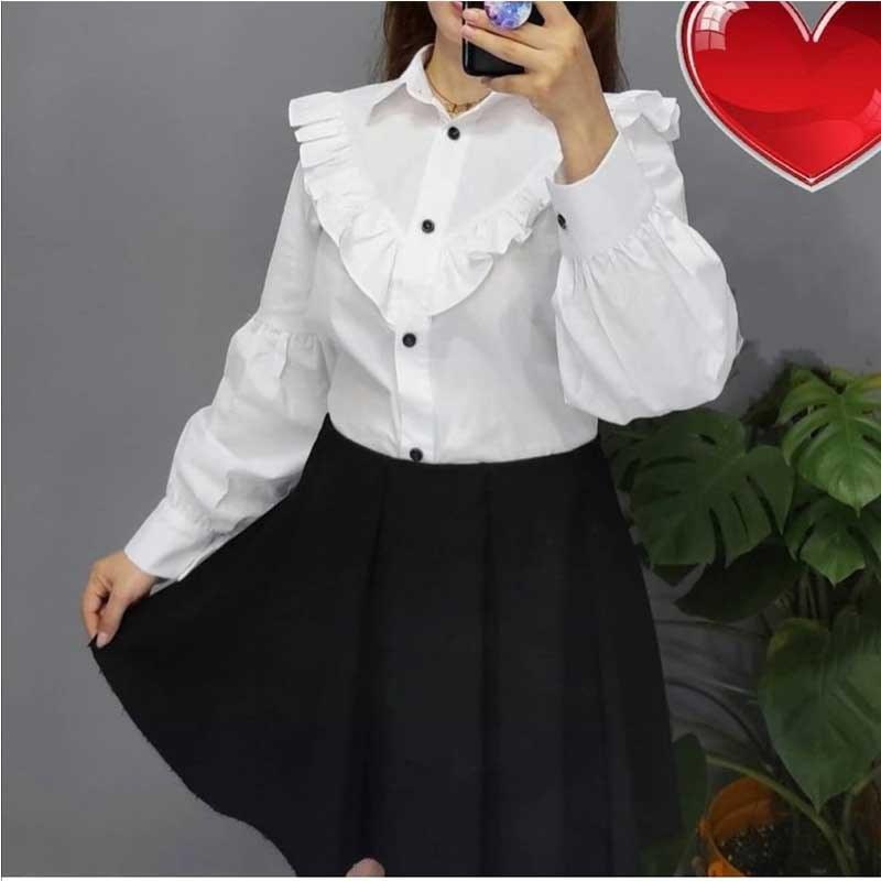 تصویر شومیز دامن Paper skirt