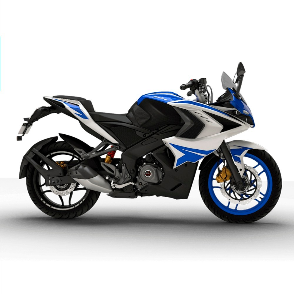 تصویر موتور سیکلت باجاج Pulse RS200 سال 1400