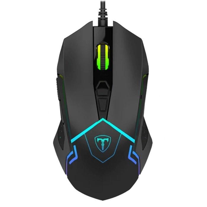 تصویر موس گیمینگ تی دگر Senior T-TGM205 T-DAGGER Senior T-TGM205 Wired RGB Gaming Mouse
