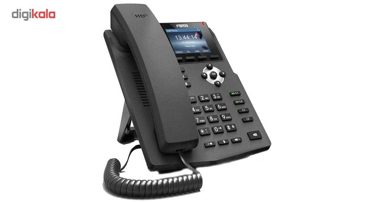 img تلفن تحت شبکه فنویل مدل X3SP Fanvil X3SP IP Phone
