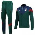 ست ورزشی سبز ایتالیا (گرمکن شلوار ایتالیا)