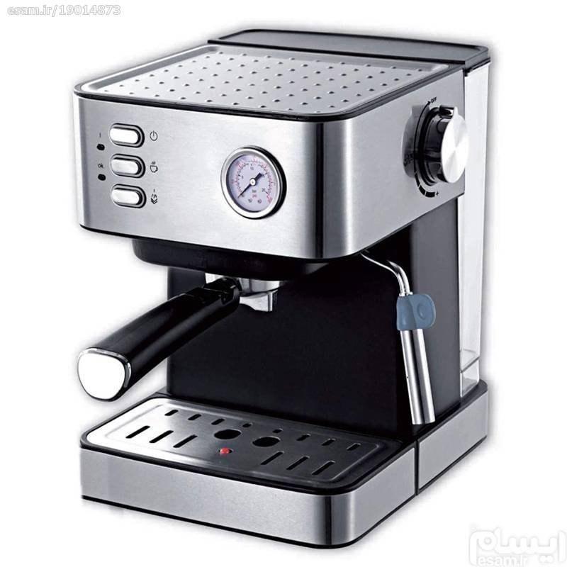 تصویر اسپرسو و قهوه ساز دسینی Dessini مدل 999 Dessini Espresso Maker Model 999