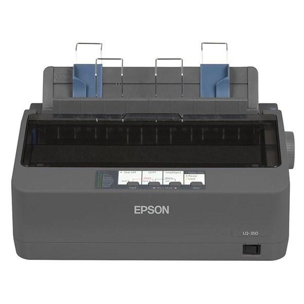 تصویر پرینتر سوزنی اپسون مدل LQ-350 ا Epson LQ-350 Impact Printer Epson LQ-350 Impact Printer