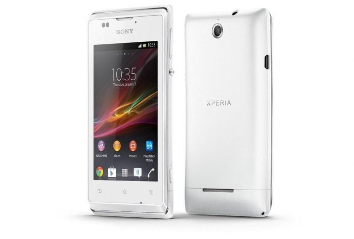 تصویر موبایل سونی اکسپریا E -025- SONY Mobile Xperia