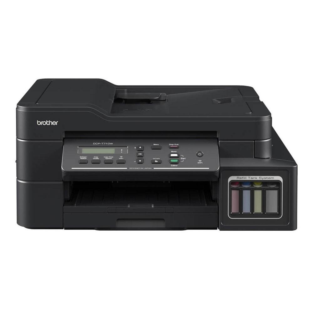 تصویر پرینتر چندکاره جوهرافشان برادر مدل DCP-T710W printer DCP-T710W All-in-One Inkjet Printer