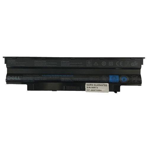 تصویر باتری 6سلولی مدل 4010 مناسب برای لپ تاپ دل 4010 6cell battery For Dell LapTop