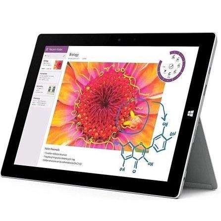 تبلت مایکروسافت مدل Surface 3 LTE ظرفیت ۱۲۸ گیگابایت |