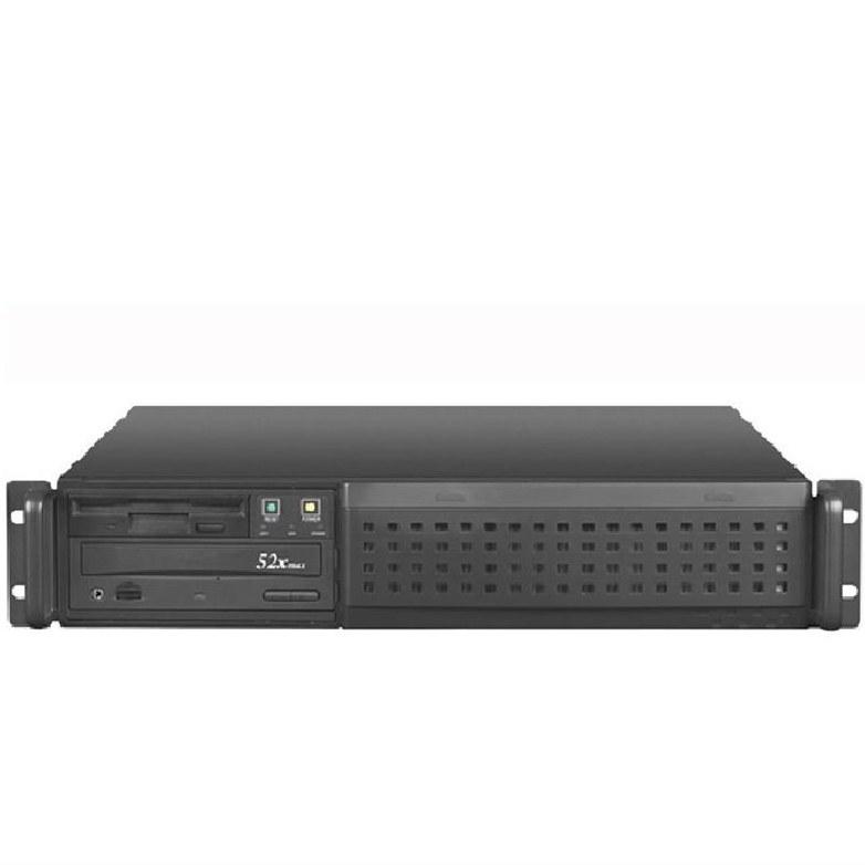 تصویر کیس T۵۰۰ رک مونت گیرین به همراه پاور GP۵۵۰B ا Green T500-Rackmount Green T500-Rackmount