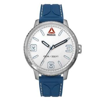 ساعت مچی آنالوگ ریبوک مدل Stride Blue Silicone Watches