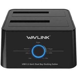 تصویر داک هارد USB C ویولینک مدل WL-ST334UC