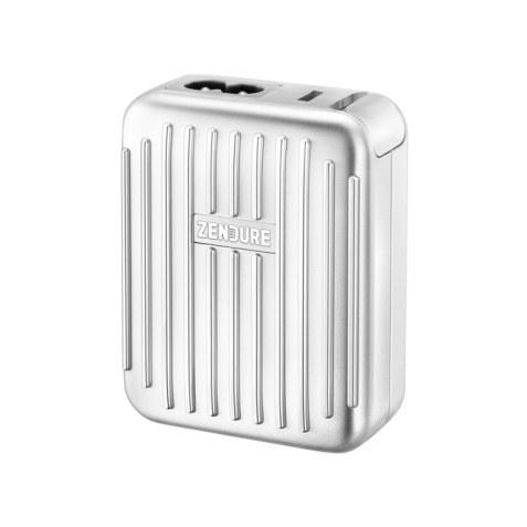 تصویر آداپتور 30 وات دیواری و رومیزی با 4 پورت   4Port 30W Desktop/Wall Charger with PD