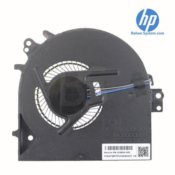 تصویر فن پردازنده لپ تاپ HP مدل ProBook 455-G5 ا چهار سیم / DC05V چهار سیم / DC05V