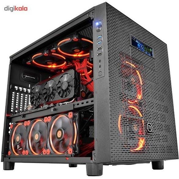 img کیس ترمالتیک مدل کر ایکس 5 کیس Case ترمالتیک Core X5 ATX Cube Case