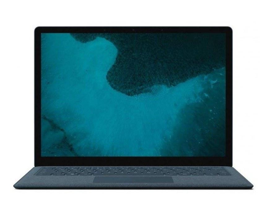 عکس لپ تاپ مایکروسافت مدل سرفیس لپتاپ۲  با پردازنده i۵ و صفحه نمایش لمسی Microsoft Surface Laptop 2 - E Core i5 16GB 256GB SSD Intel Touch لپ-تاپ-مایکروسافت-مدل-سرفیس-لپتاپ2-با-پردازنده-i5-و-صفحه-نمایش-لمسی