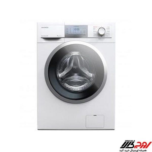 ماشین لباسشویی دوو مدل کاریزما سفید DWK-8100