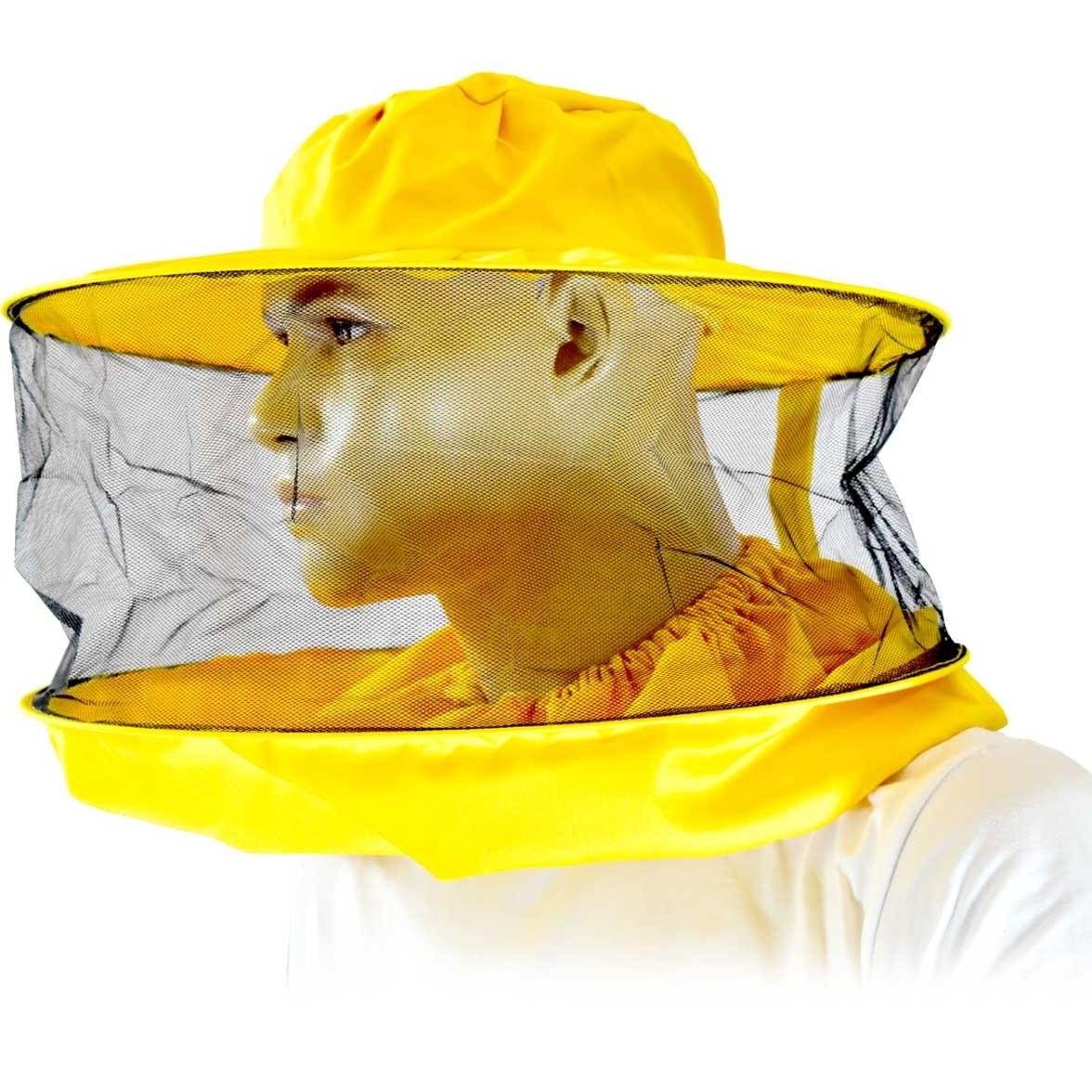 تصویر کلاه تک زنبورداری گرد