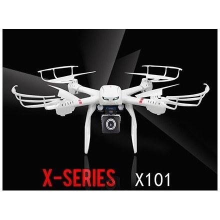 کوادکوپتر دوربین دار با قابلیت ارسال تصویر ایکس101ام جی ایکس MJX X101