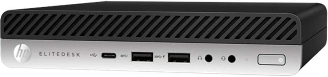 main images کامپیوتر کوچک اچ پی مدل EliteDesk 705 G4 EliteDesk 705 G4 Mini PC With Core i7 Processor/8GB RAM/256GB SSD/2GB Integrated Graphics Black/Grey