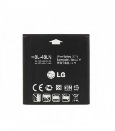 تصویر باتری گوشی ال جی Optimus 3D Max P720 مدل BL-48LN LG Optimus 3D Max Original Battery
