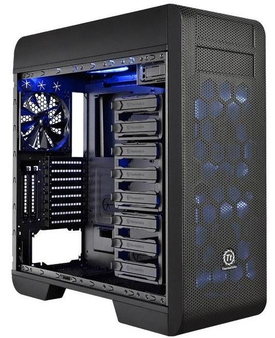 main images کیس ترمالتیک مدل Core V۷۱ Tempered Glass Edition Thermaltake Core V71 Tempered Glass Edition Full Tower Case