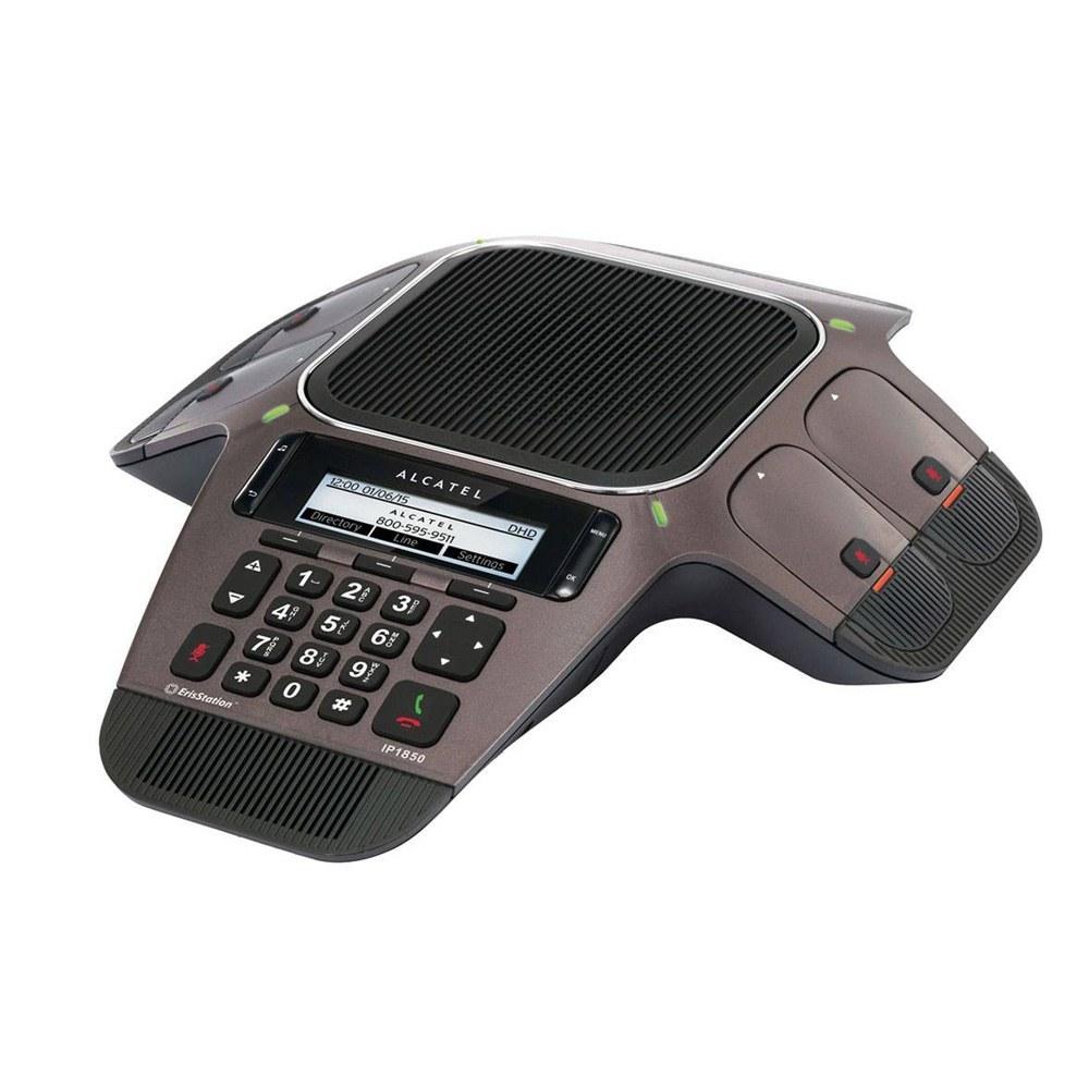 عکس تلفن تحت شبکه آلکاتل مدل کنفرانس 1850 Alcatel Conference 1850 IP Phone تلفن-تحت-شبکه-الکاتل-مدل-کنفرانس-1850