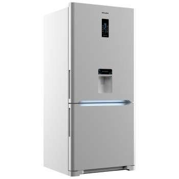 یخچال فریزر هیمالیا امگا پلاس سفید | Himalia Omega Plus Refrigerator
