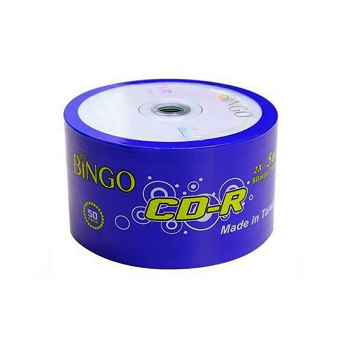 عکس CD خام BINGO  cd-خام-bingo