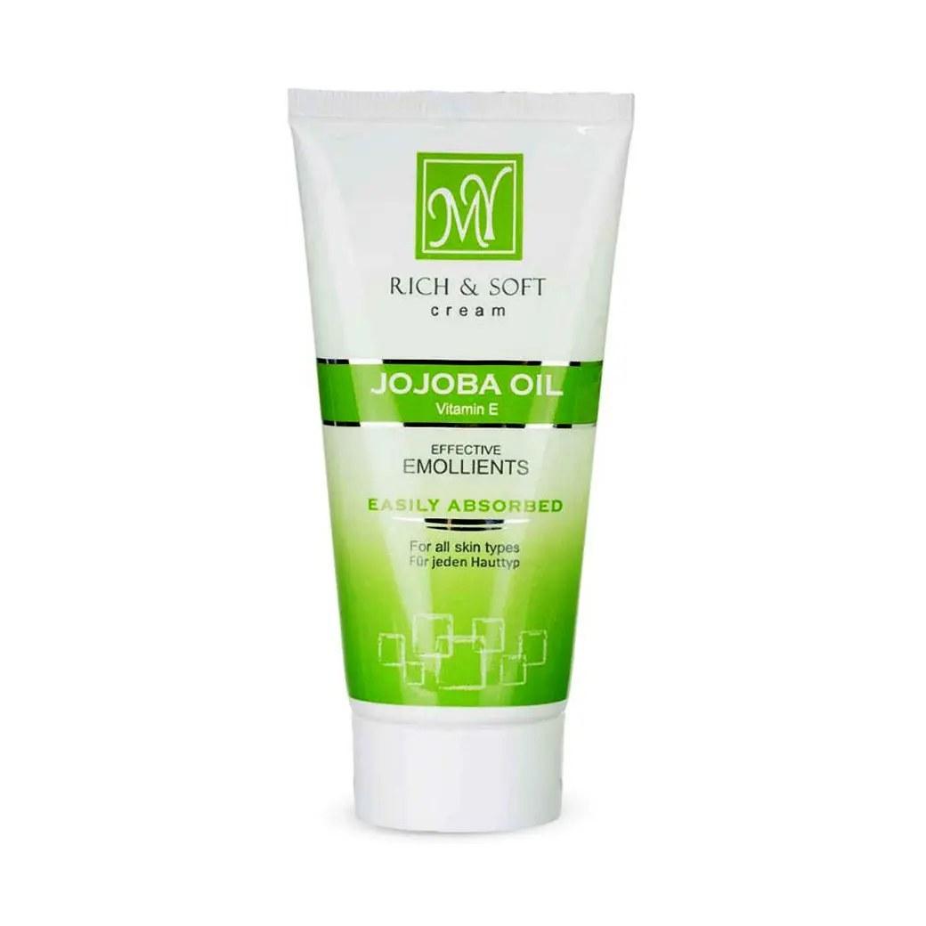 تصویر کرم گیاهی دست و صورت مای حاوی روغن جوجوبا 5۰ میل MY Cream Herbal Hand And Face Jojoba Oil 50ml