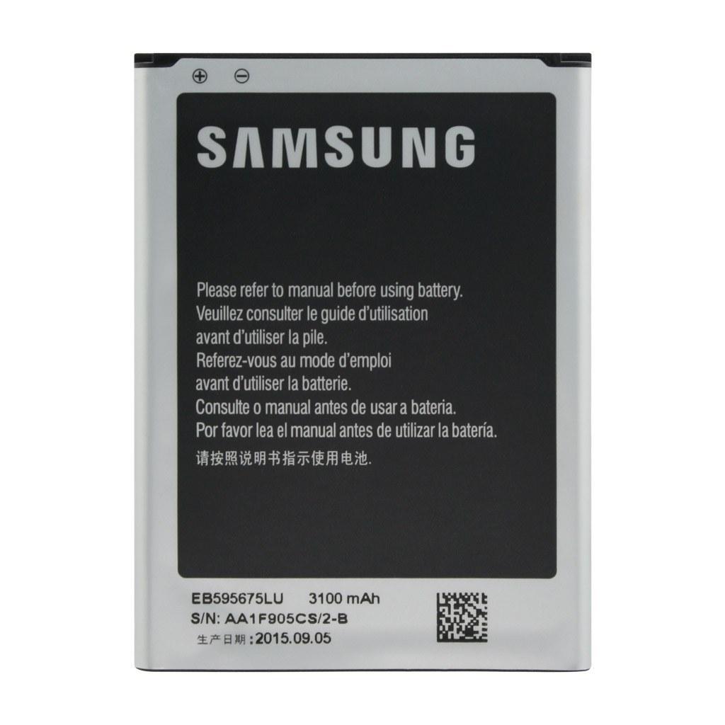 main images باطری  اورجینال موبایل سامسونگ نوت 2 مدل EB595675LU Samsung Galaxy Note 2 Battery
