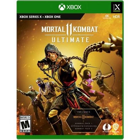تصویر Mortal Kombat 11 Ultimate- Xbox Series X