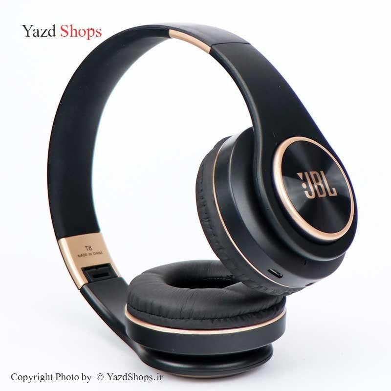 هدست  بی سیم جی بی ال   JBL  Wireless Headphone  T8