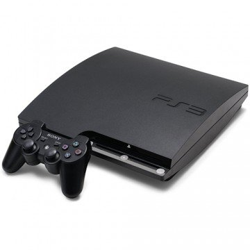 main images Play Station 3 320 GB Silm Play Station 3 320 GB Silm