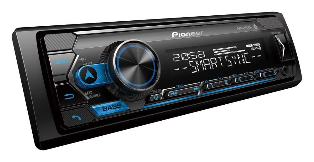 پخش پایونیر مدل Pioneer MVH-S325BT