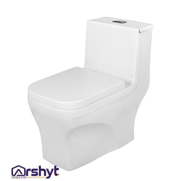 تصویر توالت فرنگی کاتیا مروارید Katia Toilet