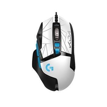 تصویر موس گیمینگ لاجیتک مدل G502 ا Logitech G502 Wireless Gaming Mouse Logitech G502 Wireless Gaming Mouse