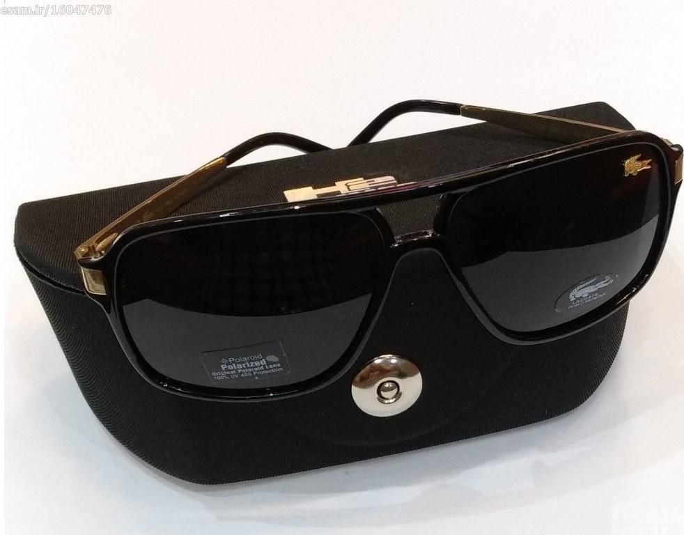 عینک آفتابی طبی مردانه مارک لاگوست اصل
