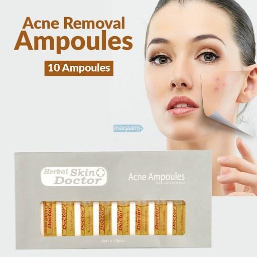 تصویر آمپول ضد لک دکتر اسکین Skin doctor Acne Ampoule