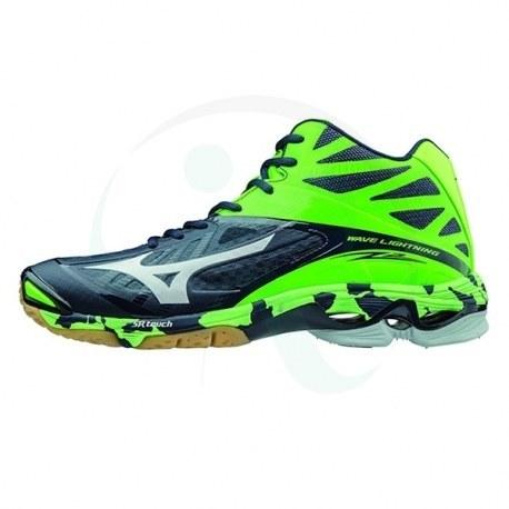 کفش والیبال مردانه میزانو ویو Mizuno Wave Lightning Z2 Mid V1GA160506