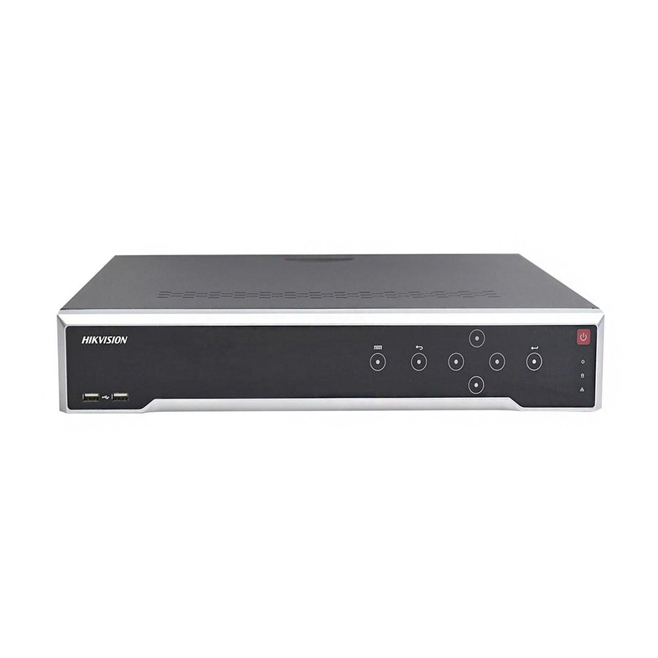 تصویر دستگاه NVR هایک ویژن مدل DS-7732NI-K4 ا DS-7732NI-K4 DS-7732NI-K4