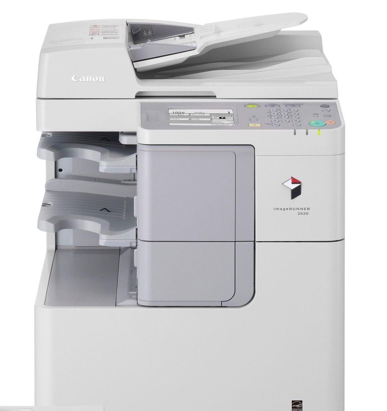 تصویر فتوکپی CANON imageRUNNER 2520 Canon imageRUNNER 2520 - Office Black & White Printers