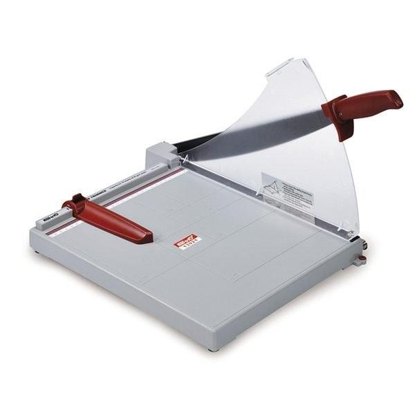 تصویر دستگاه برش کاغذ دستی Kw-Trio سایز A3 Manual paper cutting machine Kw-Trio size A3