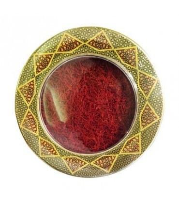 تصویر زعفران سرگل 100 گرمی بهرامن