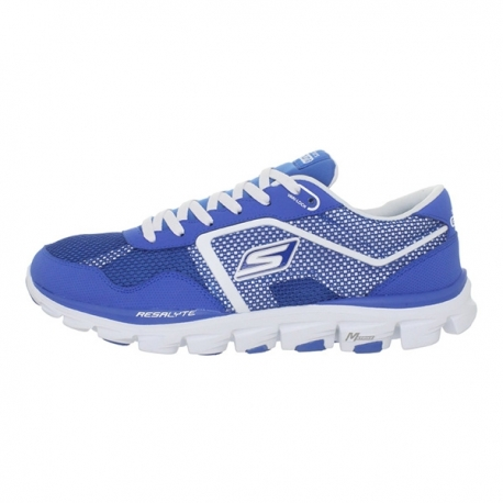 کتانی رانینگ مردانه اسکچرز گو ران راید آلترا Skechers Go Run Ride Ultra 53505C-BLW