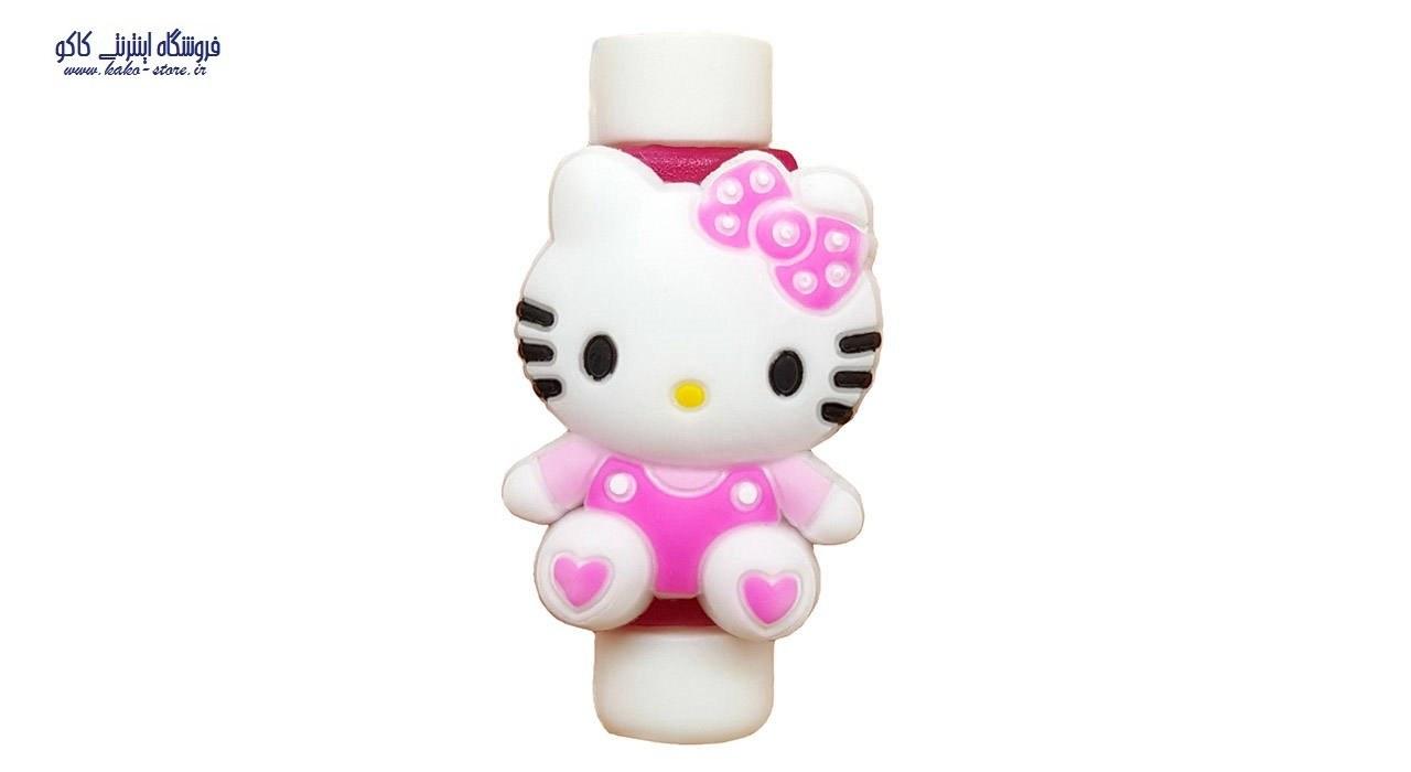 تصویر محافظ کابل شارژ مدل Kitty